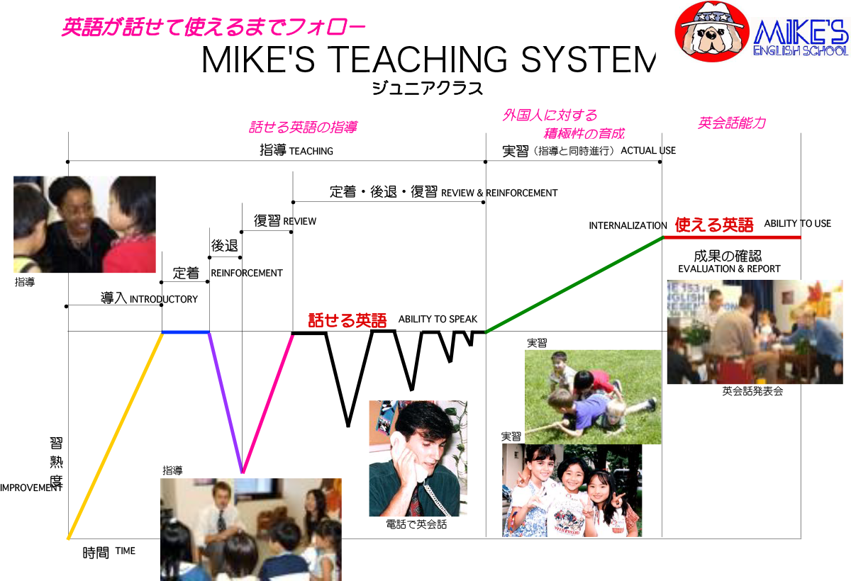 Mike's Teaching System